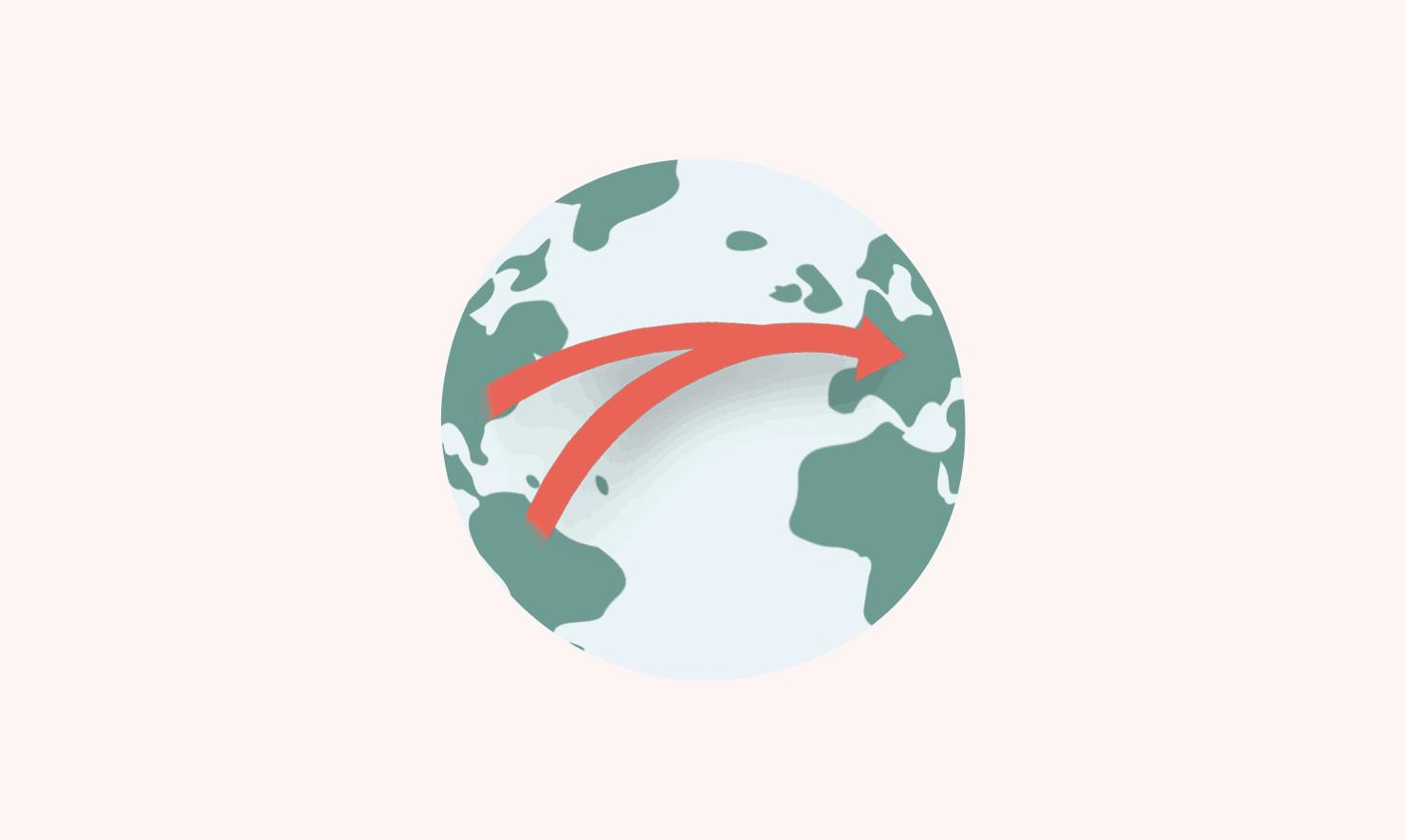 Sojabönans resa över atlanten